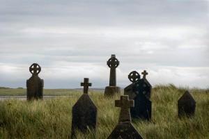 Inis Mor Gravesite
